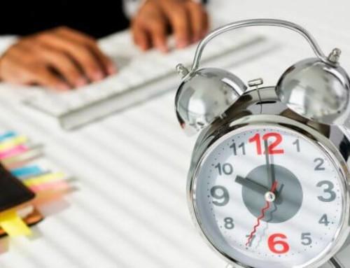 Освободите время от работы в компании, чтобы поработать на нее!