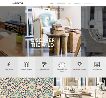 wp decor - Как создать сайт: все что нужно знать о создании сайта самому и конструкторах сайта