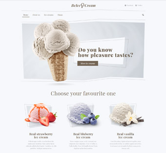wp icecream - Как создать сайт: все что нужно знать о создании сайта самому и конструкторах сайта
